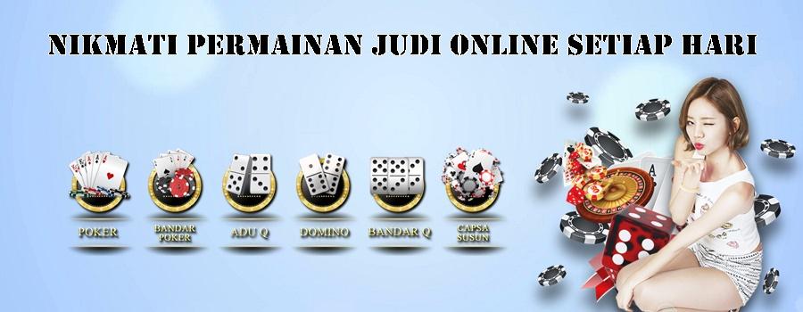 Nikmati Permainan Judi Online Setiap Hari