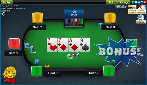 Poker Online Tips Selalu Lancar Memainkan