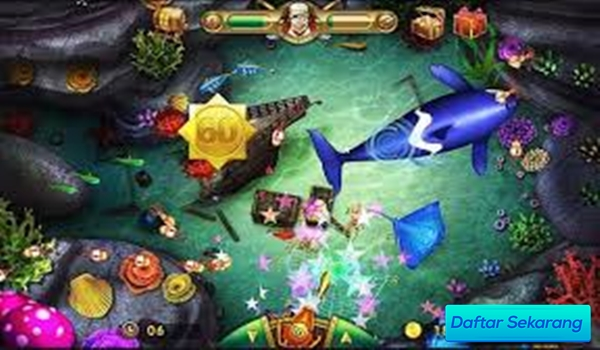 Begini Daftar Joker123 Game Tembak Ikan Jaminan Bonus Besar